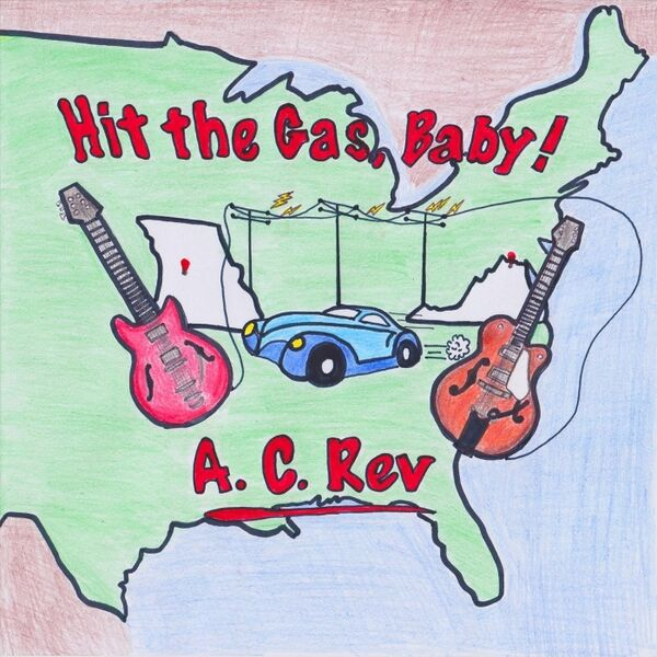 Cover art for Hit the Gas, Baby!
